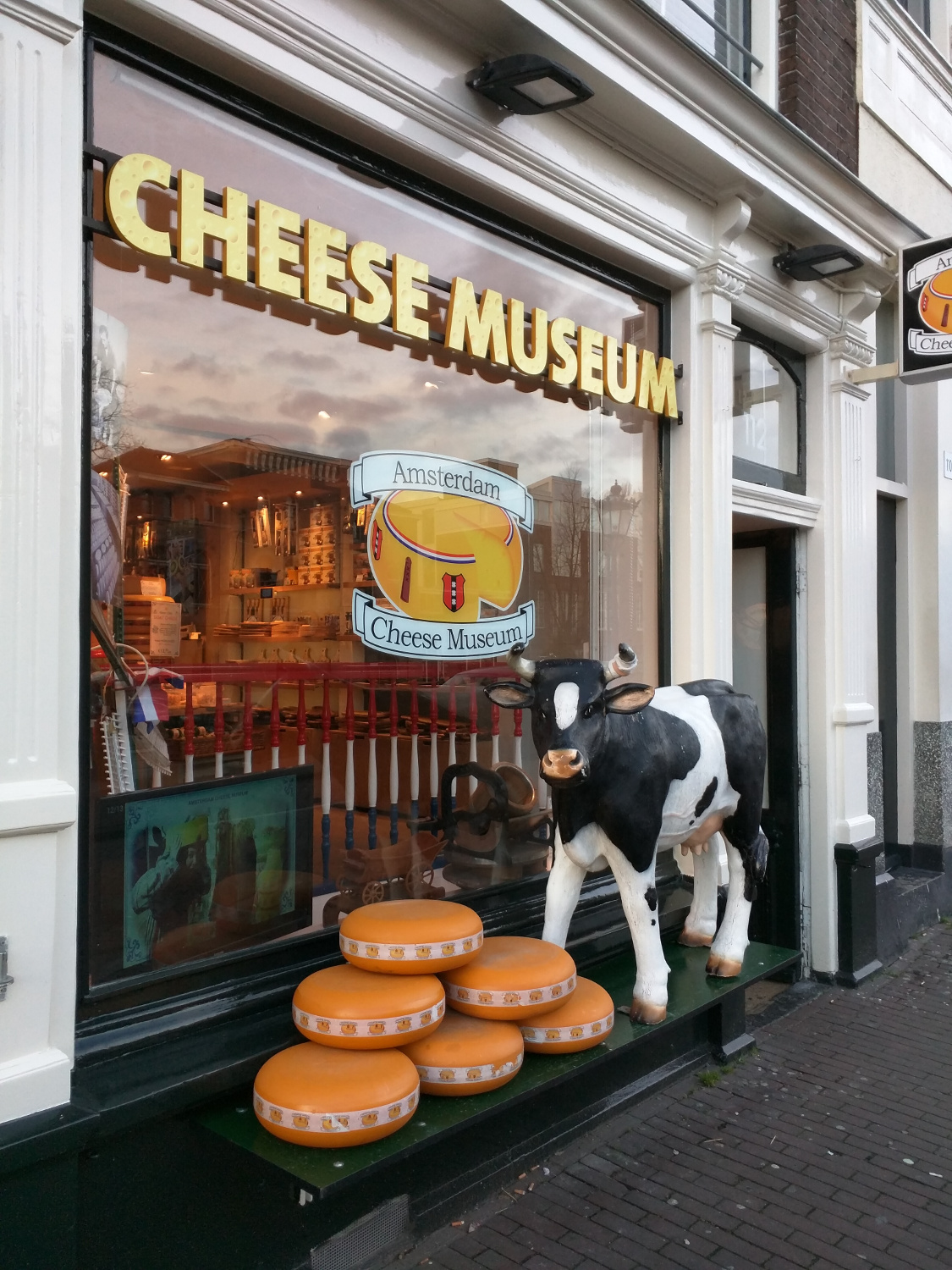 Amsterdam cheese museum blog without an important name for Museum amsterdam