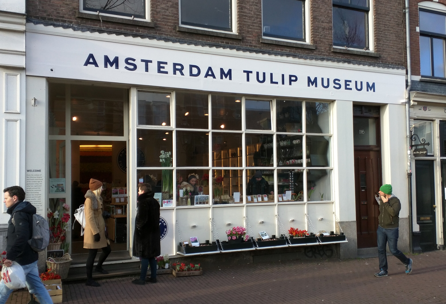 Amsterdam tulip museum blog without an important name for Museum amsterdam