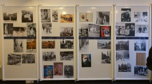Timeline of historical events both in Anne Frank's life, and contemporaneous history.