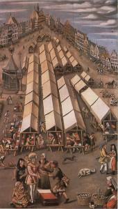 The Cloth Market, 's-Hertogenbosch (Unknown Author)