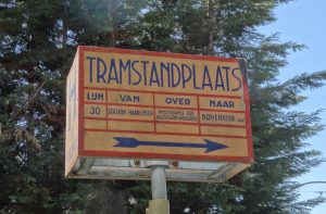 """Tram Stand Place"""